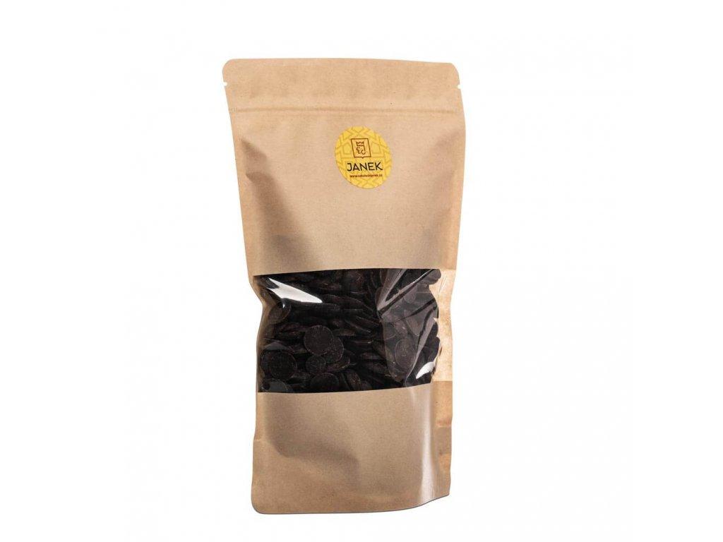 Pecky 64% hořké čokolády 500 g