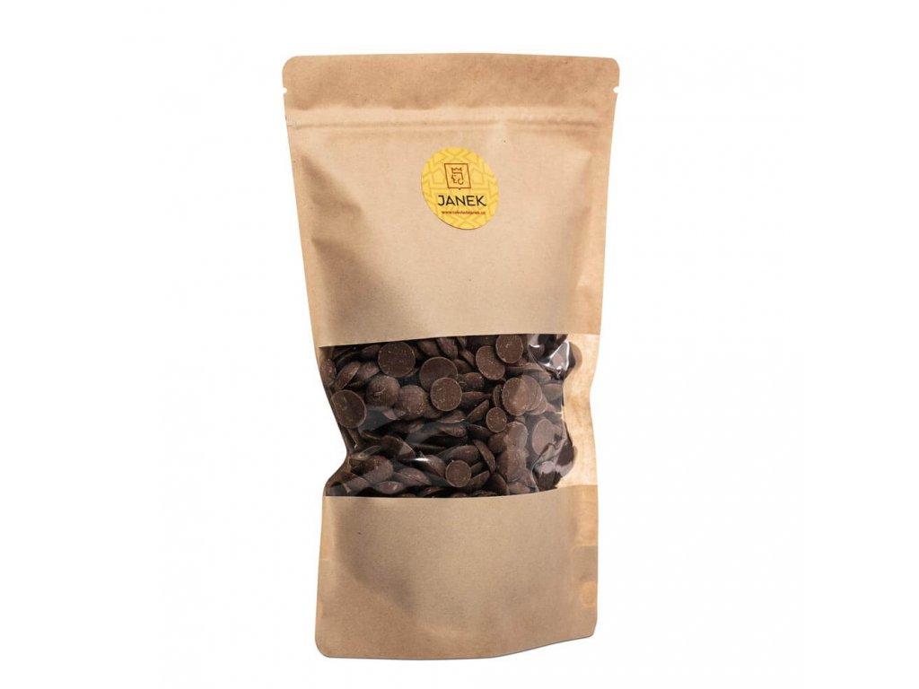 Pecky 34% mléčné čokolády 500 g