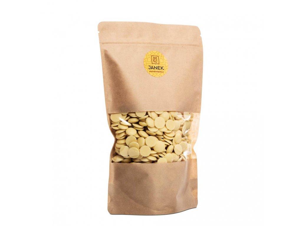 Pecky 38% bílé čokolády 500 g