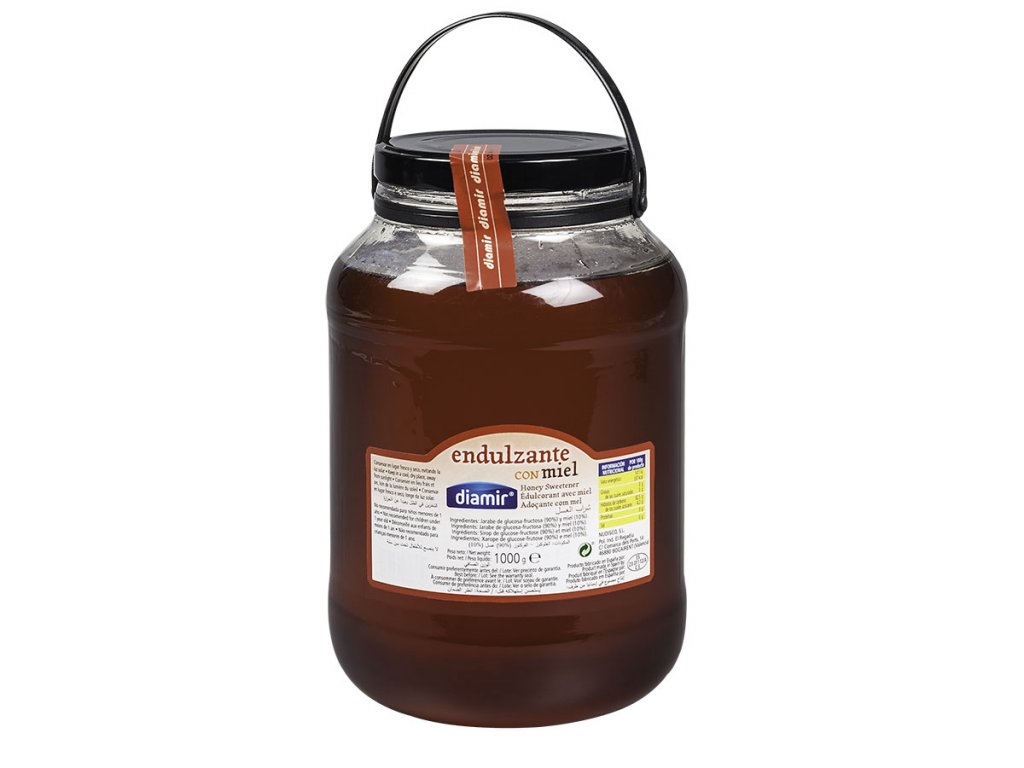 Medové sladidlo 1 kg diamir