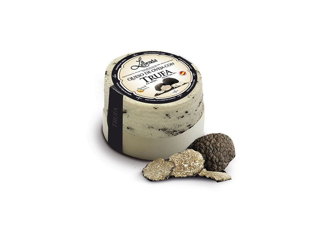 ovčí sýr s lanýžem 390 g