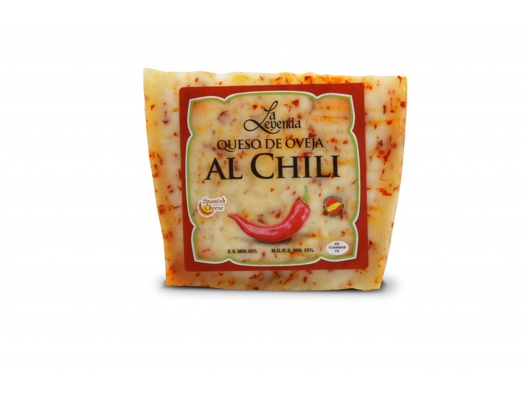 Ovčí sýr s chili