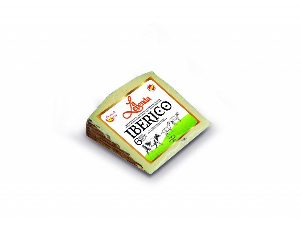 sýr Iberico 6 měsíců zrání