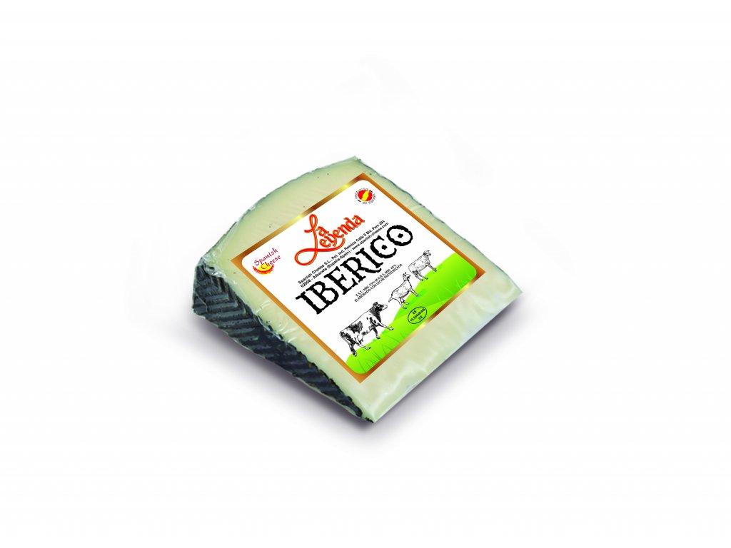 sýr iberico polozralý