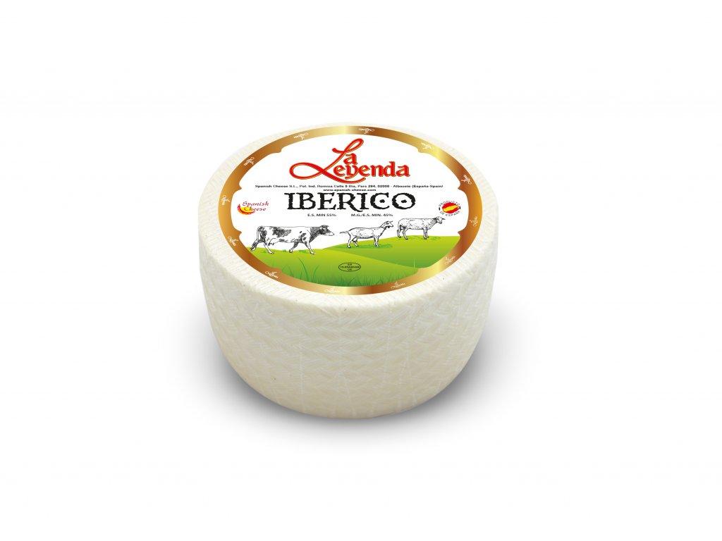 sýr iberico mini polozralý