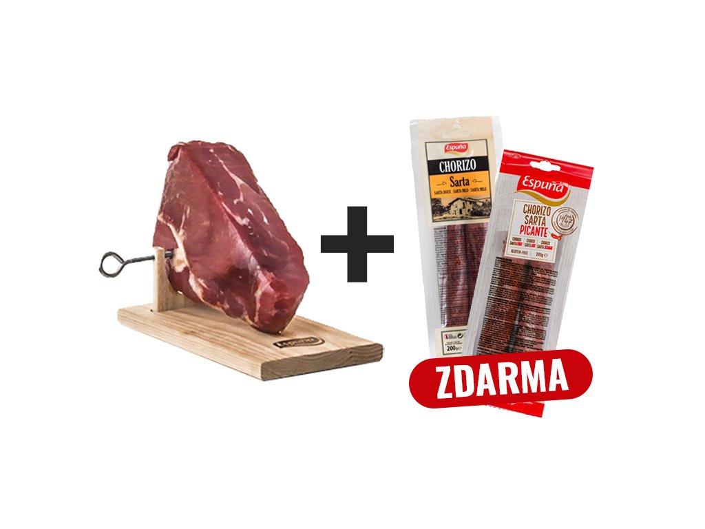 Produkt Sunka + Chorizo