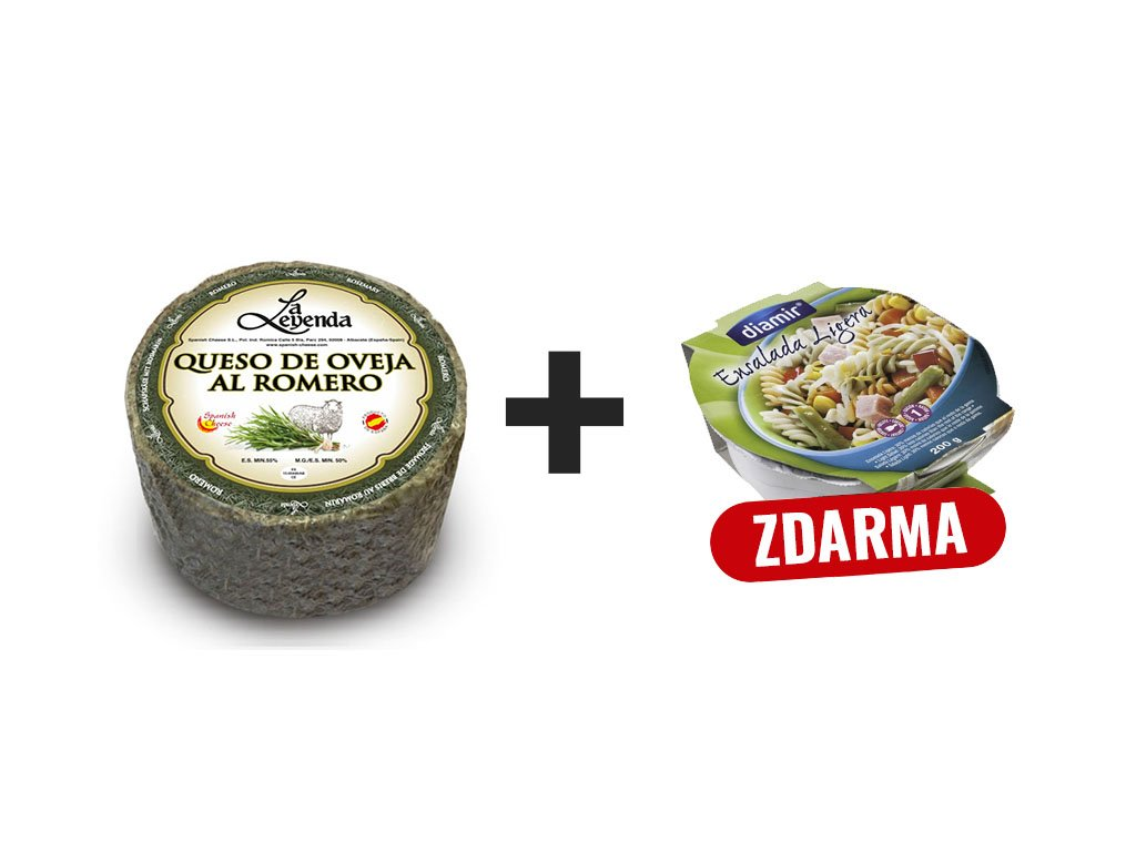 Ovci syr + salat