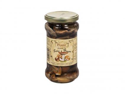 Směs hub a houbiček (barreja) t-314 ml
