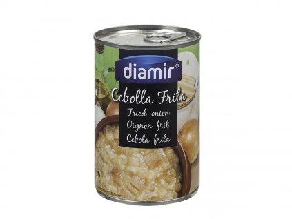 Smažená cibule v olivovém oleji f.a.