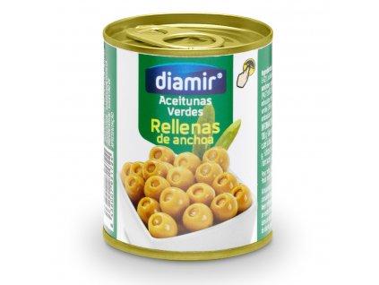 Olivy plněné ančovičkama 3 x 50 g