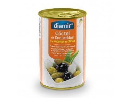 Směs oliv 150 g