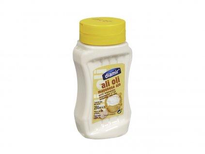Česneková majonéza alioli 280 ml