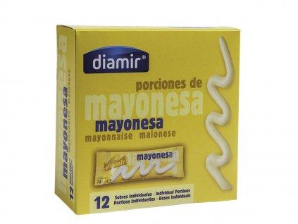 Majonéza pack 12 (12porcí x 14ml )