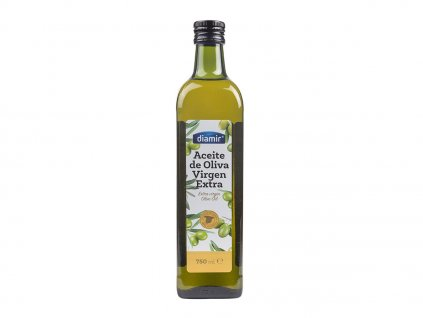 Extra panenský olivový olej sklenice 750ml diamir