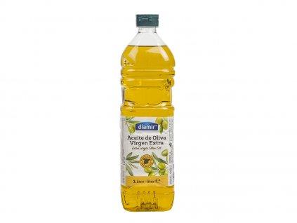 Extra panenský olivový olej pet 1 l