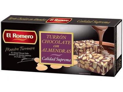 čokoladový turr