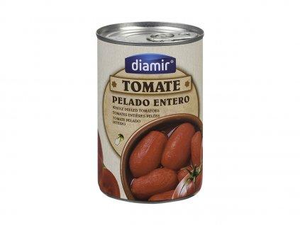 Celá loupaná rajčata  380 g
