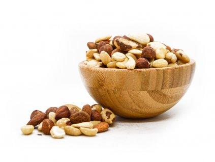 Směs jader ořechů