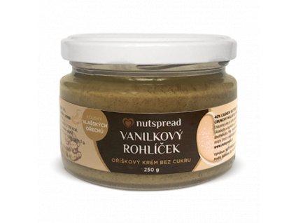 Vanilkový rohlíček