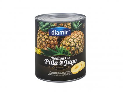 Ananas ve vlastní šťávě 565 g