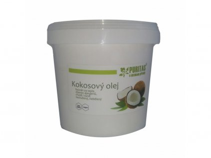 631 1 kokosovy olej puritas 1000ml kbelik