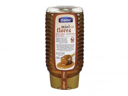 Květový med 500 g dávkovací