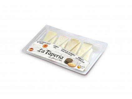 degustační sada č sýrů 125 g