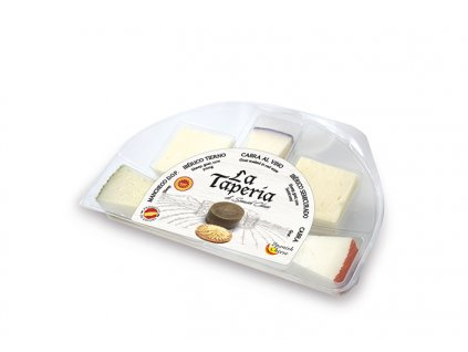 sada pěti sýrů