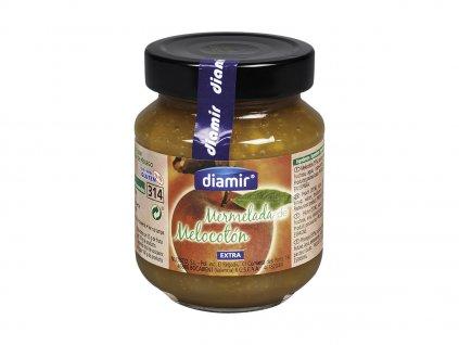 Broskvový výběrový džem sklenice 314 ml