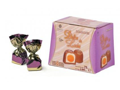 čokoládový karamelový 75 g