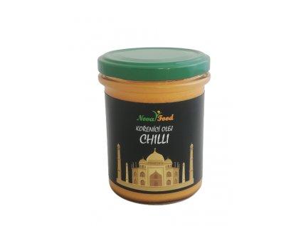 olej chilli