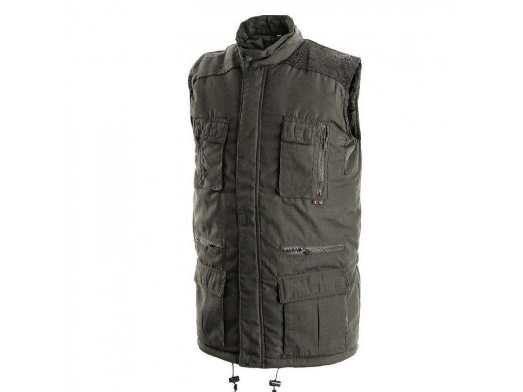 Zimní VESTA OHIO (Textil-velikosti M)