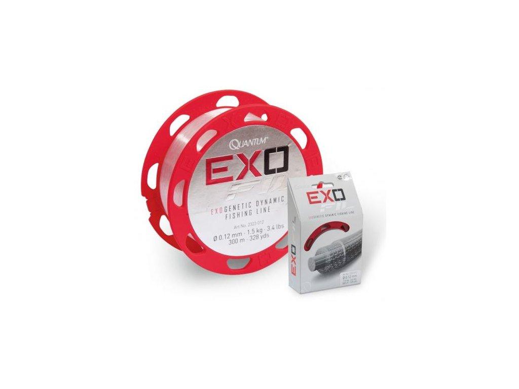 Quantum Exofil 300m (Průměr 0,18mm 3,1kg)