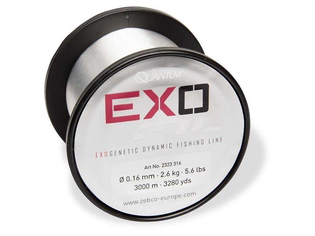 Quantum Exofil 3000m (Průměr 0,28mm 8,10kg)