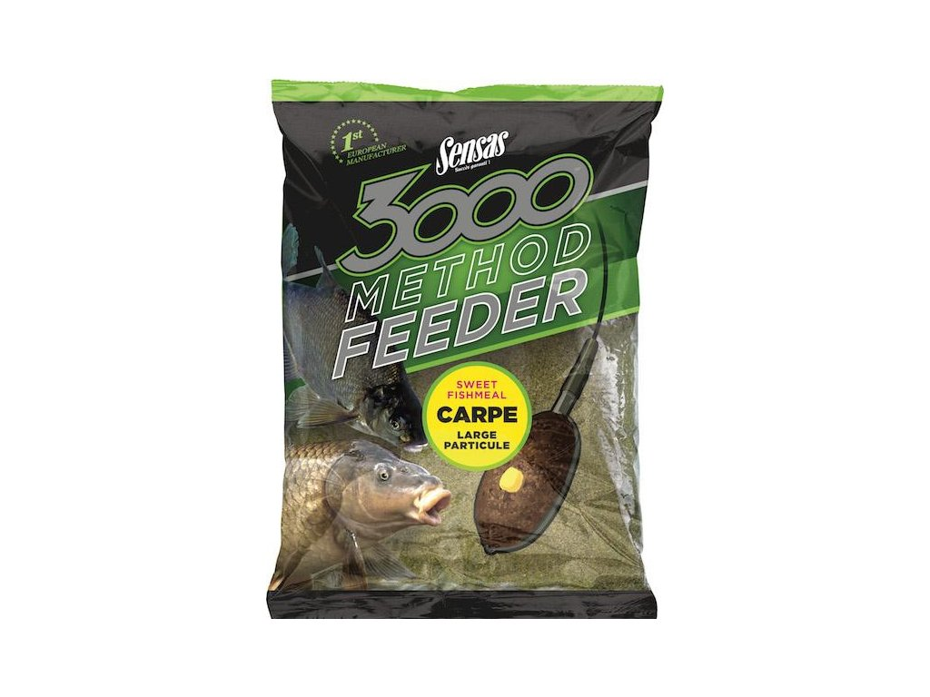11825 sensas 3000 method feeder carpe