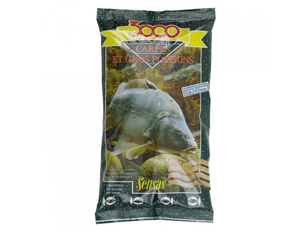 11837 sensas 3000 carp fishmeal