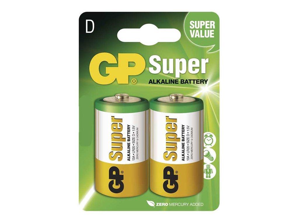 GP Super D 1,5V