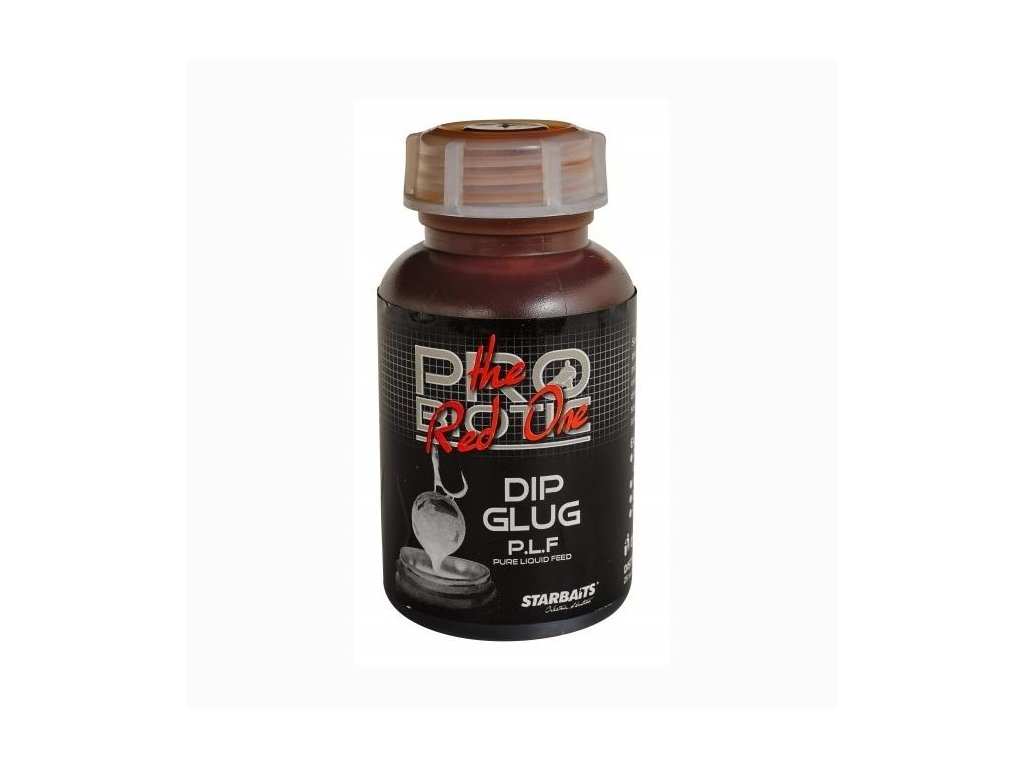 15443 starbaits dip 200ml red one