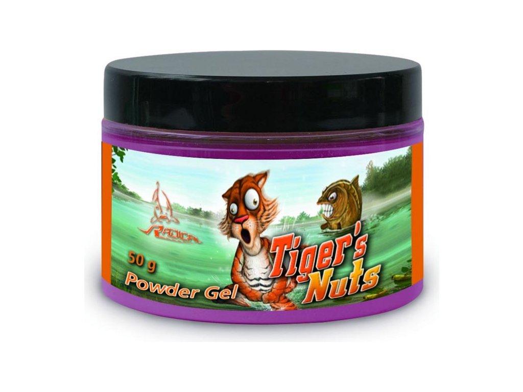16529 radical tiger 039 s nut neon powder dip