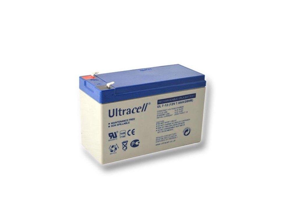16736 baterie k echolotu sonaru 12v