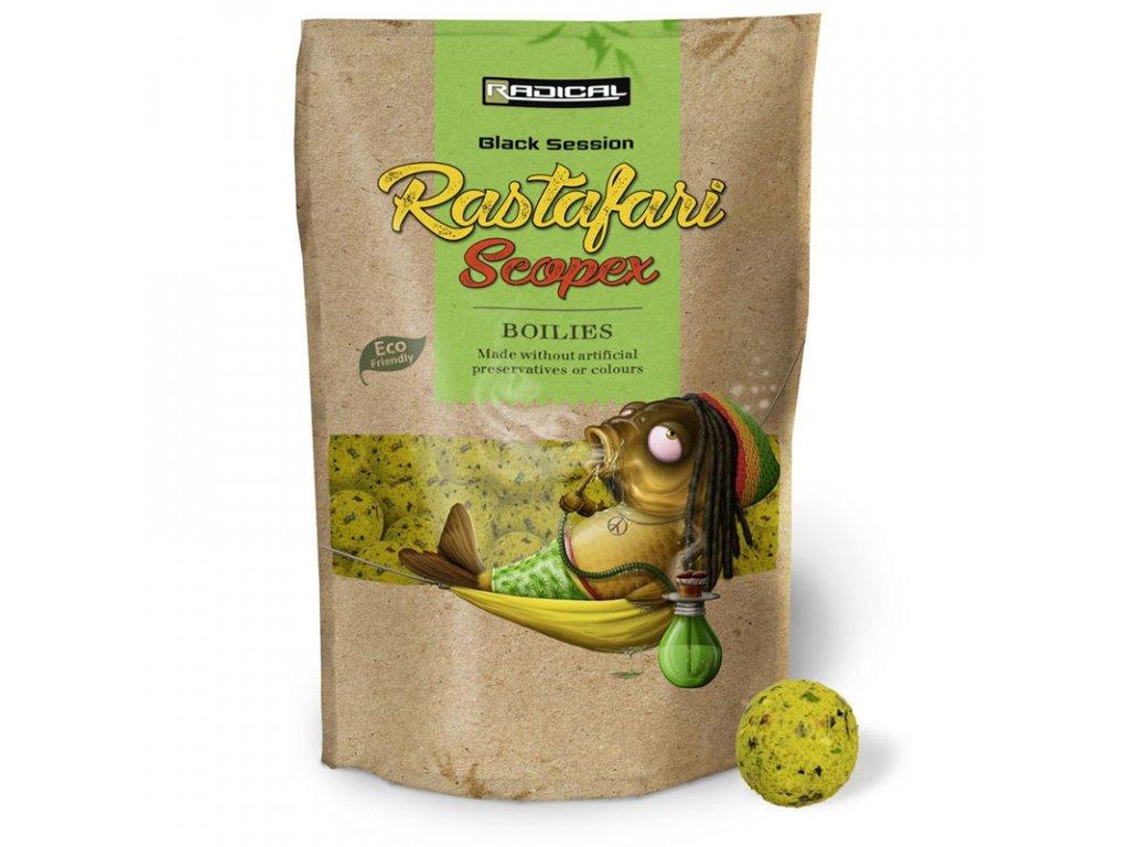 Radical Rastafari boilies 1