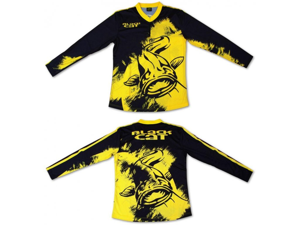 Tričko Black Cat Jersey (Textil-velikosti XXXL)