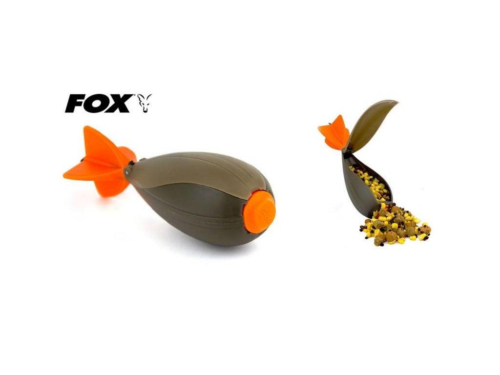 17963 fox raketa zakrmovaci impact spod medium