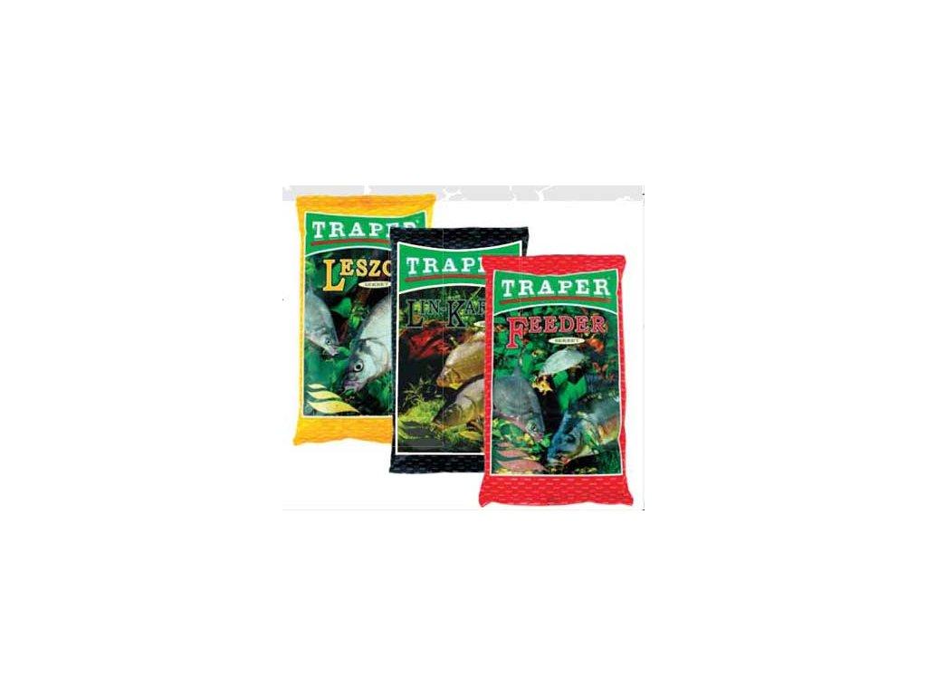 Traper Secret 1kg (Trapper Feeder černý)