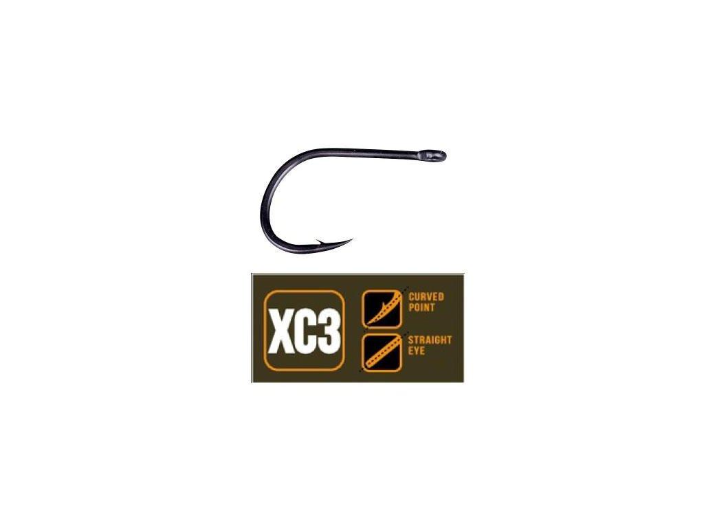 Háček na kaprové montáže Prologic XC3 (Velikost háčku 2)
