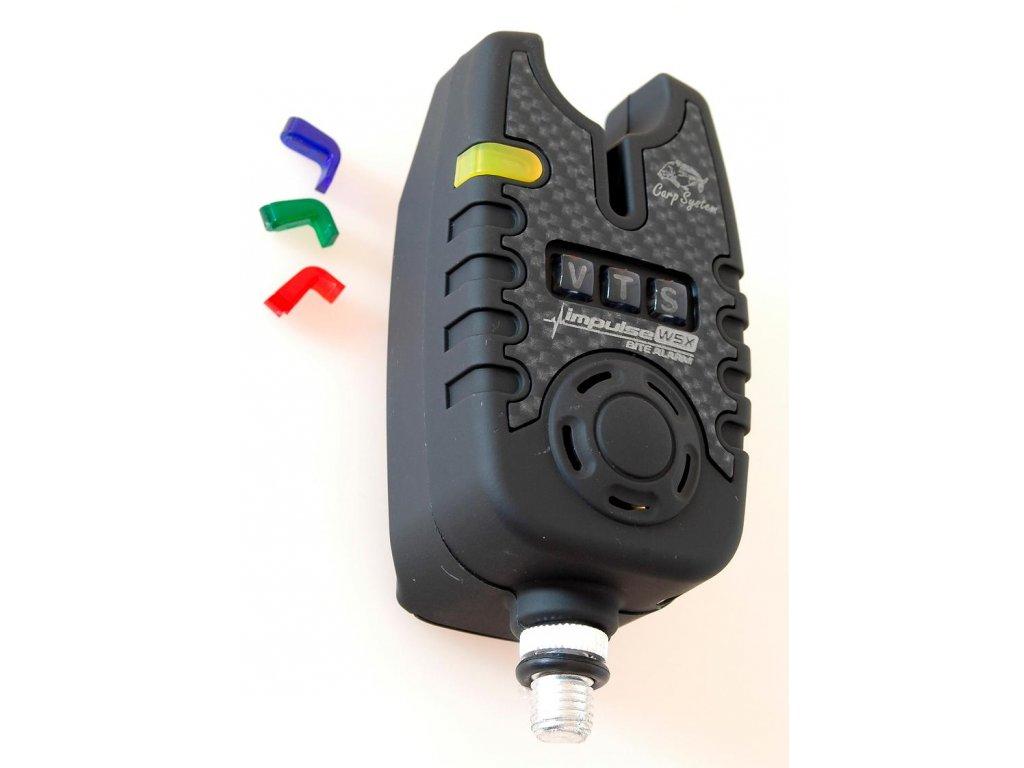 20678 signalizator carp system impulse ws