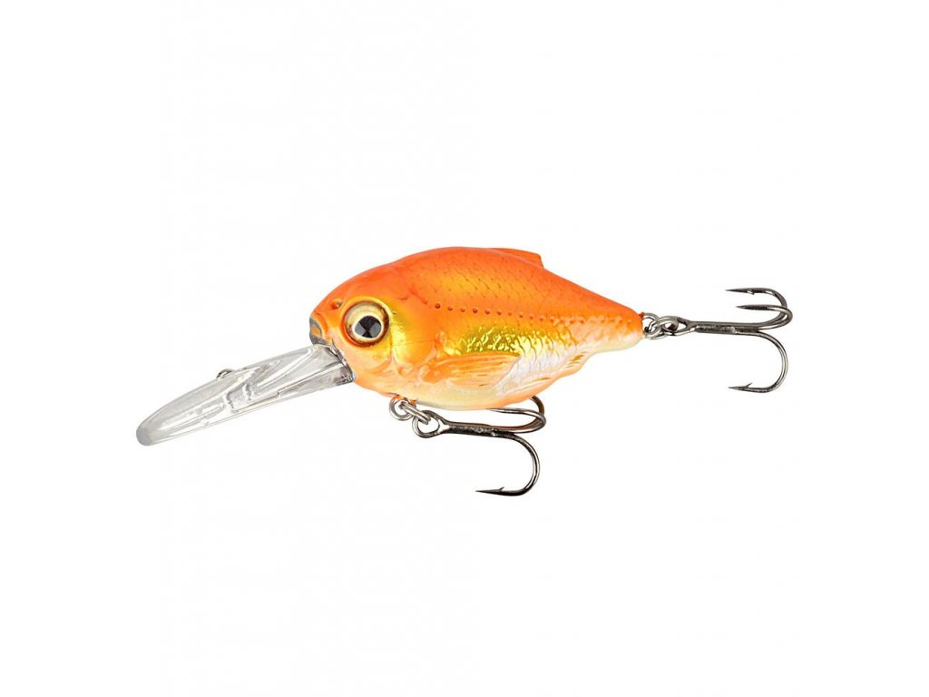 21281 savage gear 3d crucian crank sf sr 4 6cm 7g goldfish