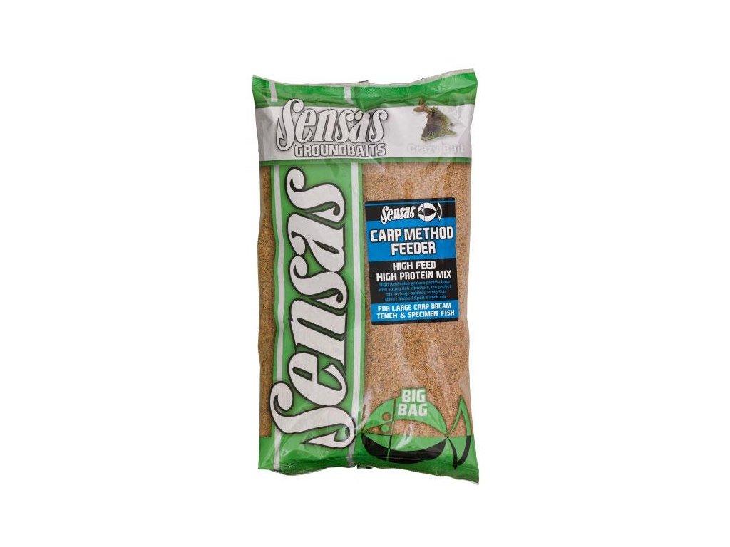 21386 sensas big bag carp feeder 2kg