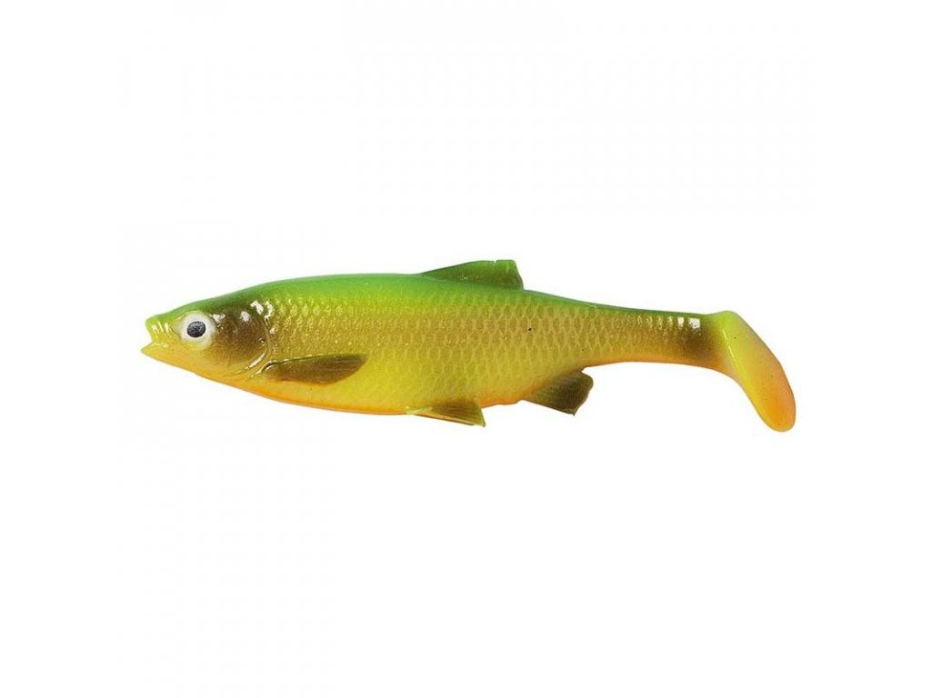 Savage Gear Paddle Tail Firetiger (Délka 10cm)