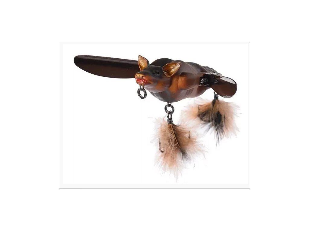 21992 savage gear imitace netopyra 3d bat brown 10cm 28g
